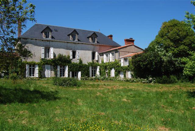Manoir vendre en vend e 85 sud de nantes logis avec for France logis immobilier